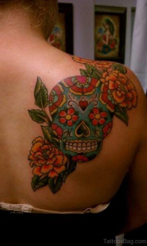 Impressive Skull Tattoo
