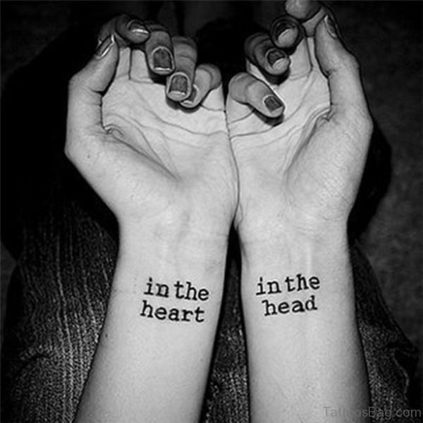 In The Heart In The Head