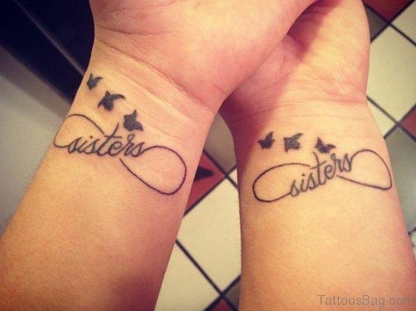 Infinity Tattoo Design