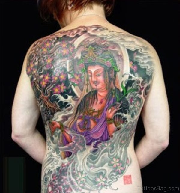 Japanese King Tattoo