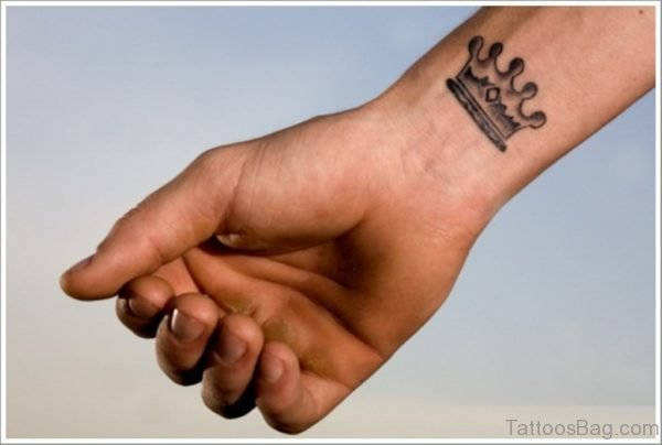 Kings Crown Tattoo