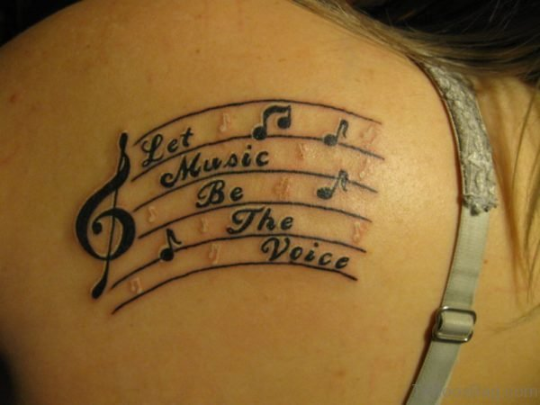 Let Music Be The Voice