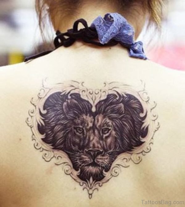Lion Heart Tattoo