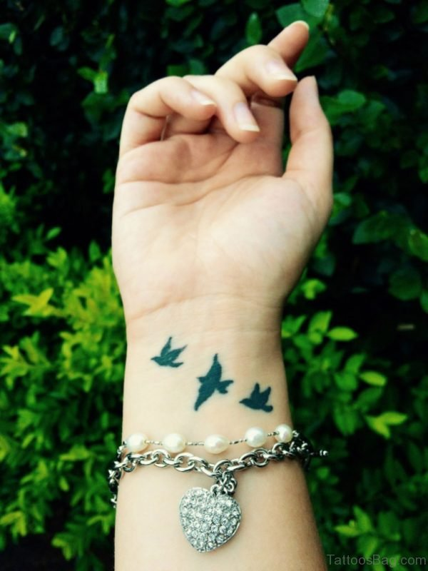 Little Birds Tattoo
