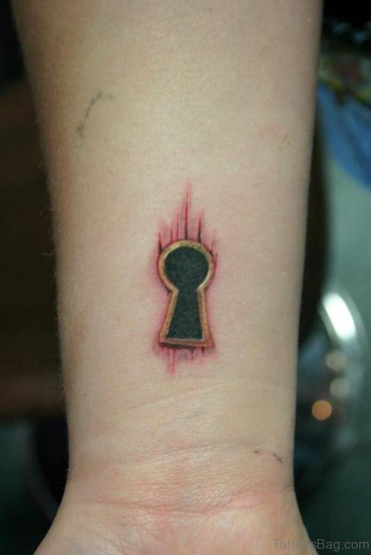 Lock Tattoo