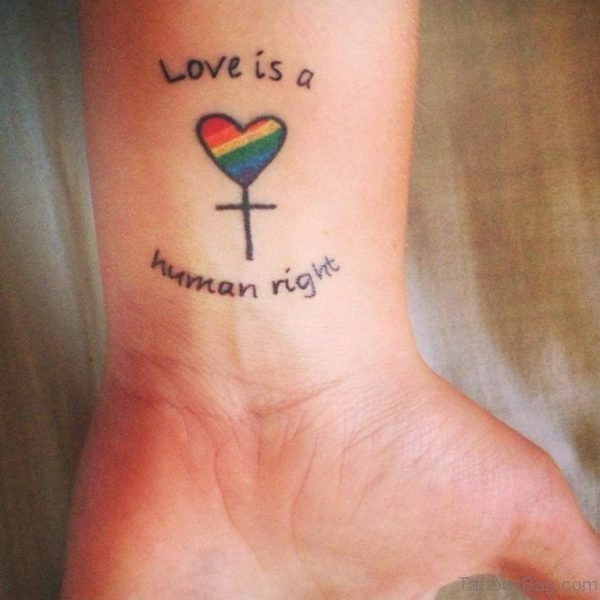 Love Is Human Right