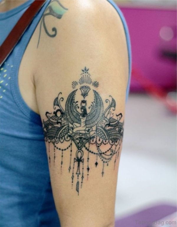 Lovely Egyptian Tattoo
