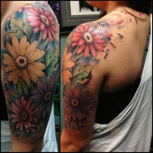Lovely Designer Tattoo