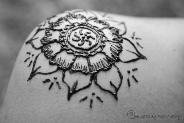 Lovely Henna Tattoo