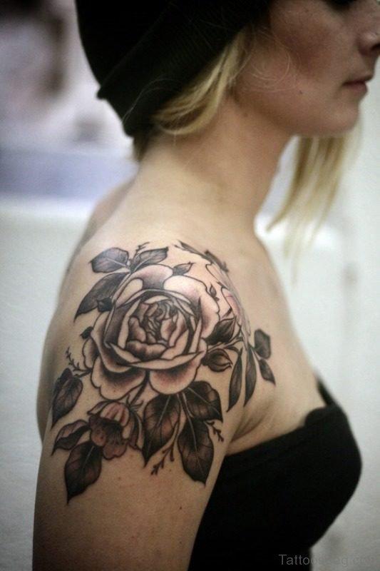 Lovely Tattoo Design For Women