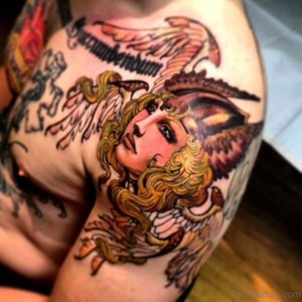 Lovely Viking Tattoo