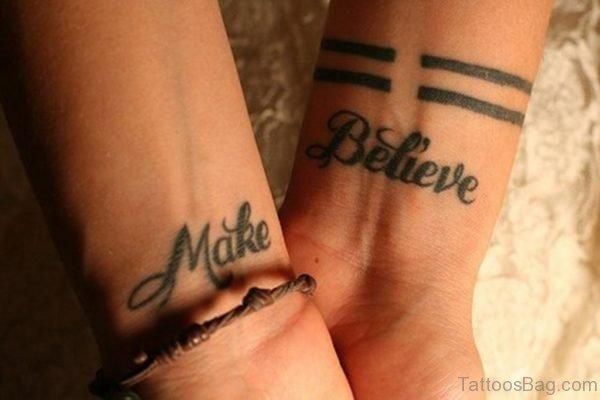 Make Believe Tattoo