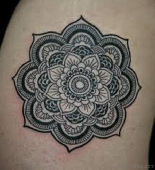 Mandala Tattoo Image