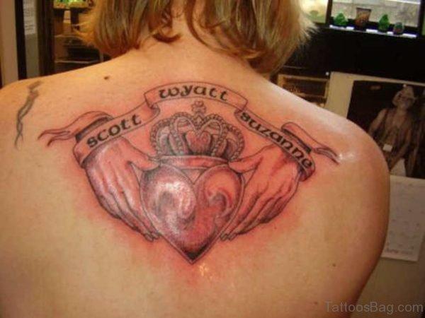 Nice Banner Tattoo