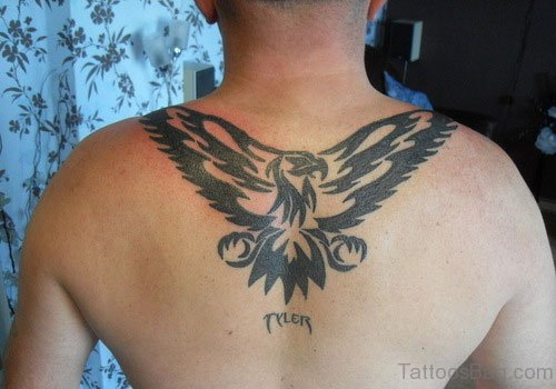 Fine Eagle Tattoo
