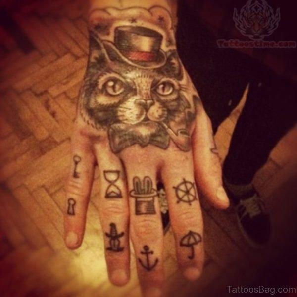 Nice Hand Tattoo