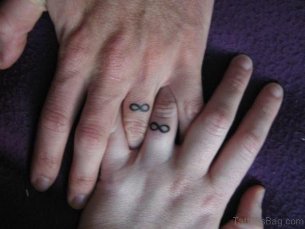 Nice Infinity Symbol Tattoo