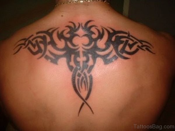 Nice Tribal Tattoo Design
