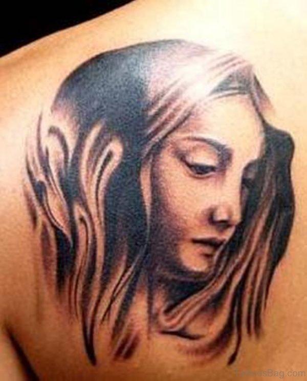 Nice Virgo Tattoo