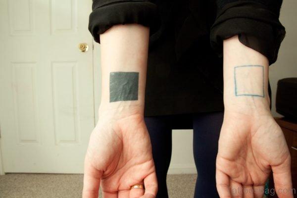 Nice Wrist Tattoo