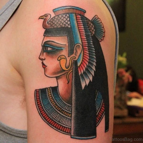 Old Egyptian Tattoo