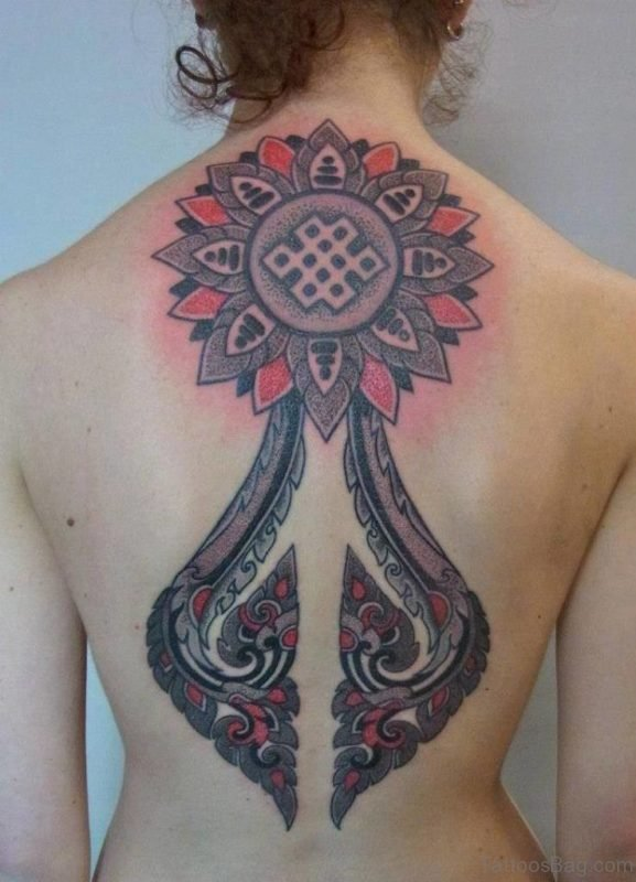 Outstanding Mandala Tattoo