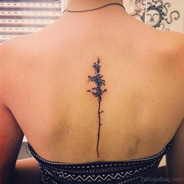 Outstanding Tree Tattoo Design