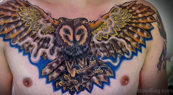 Owl Tattoo Design Image