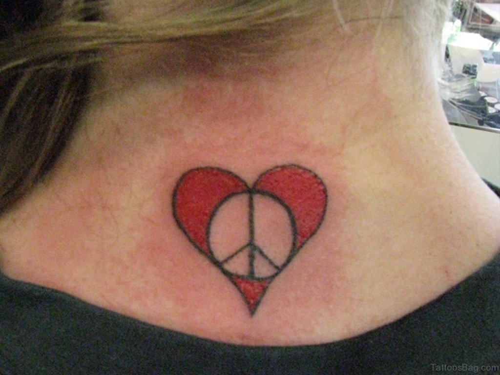 2aaf6a2f53876 70 Super Cool Heart Tattoo On Back