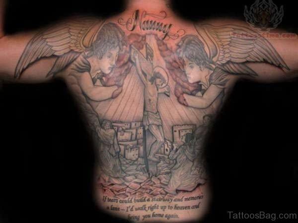 Religious Tatto