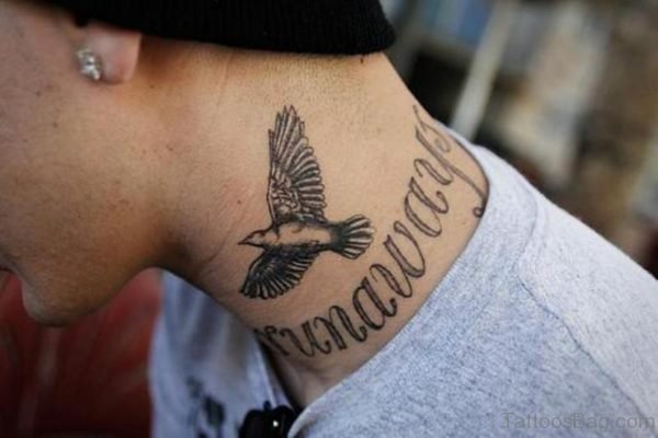 Pigeon Tattoo For Men