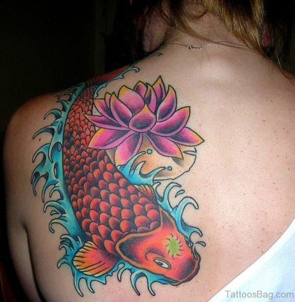 Pretty Fish Tattoo