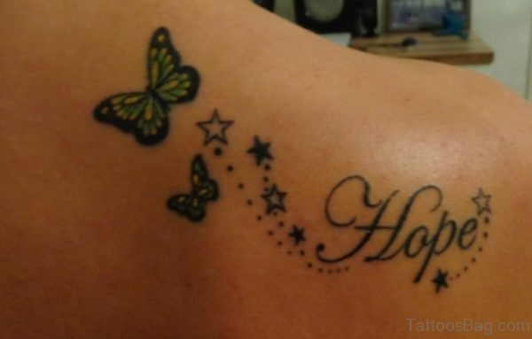 Pretty Stars Tattoo