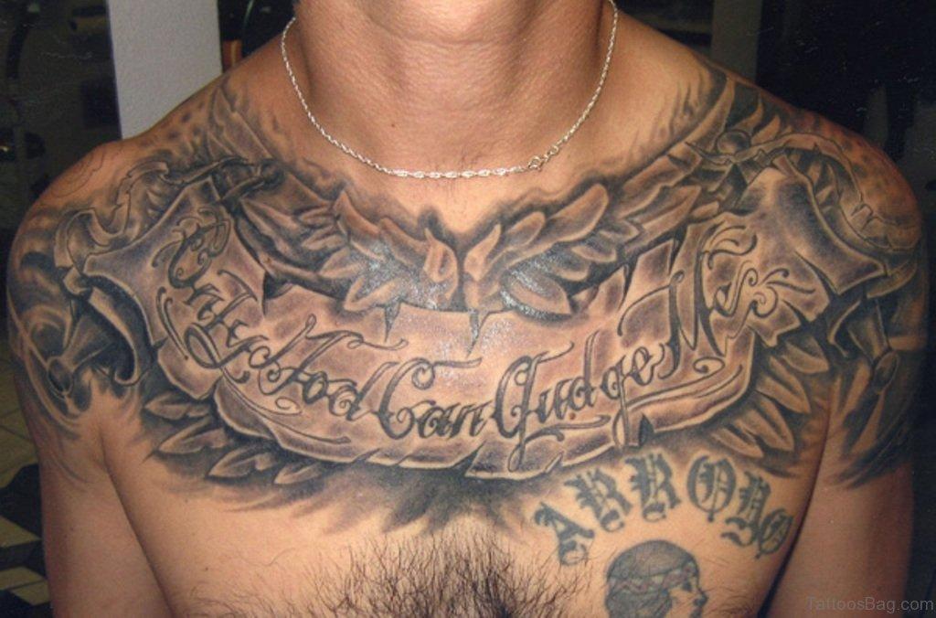 50 Fantastic Chest Tattoos For Men
