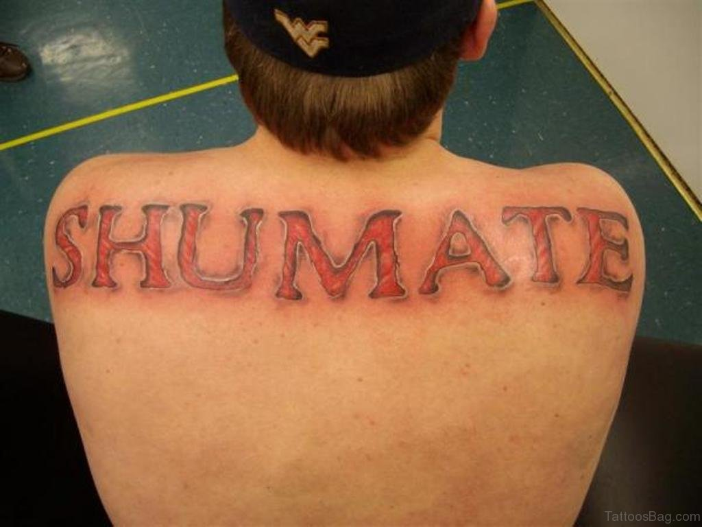 c4c9f9a832a5a 84 Best Name Tattoos On Back