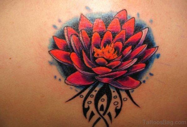 Red Lotus Tattoo