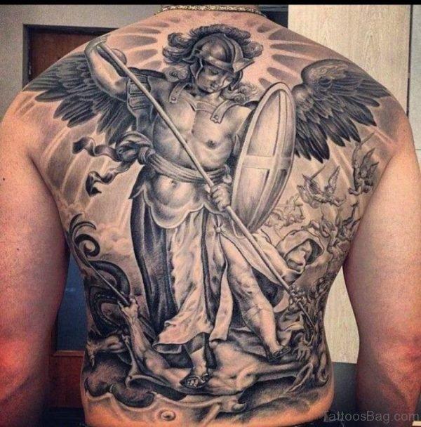 Religious Tattoo Design