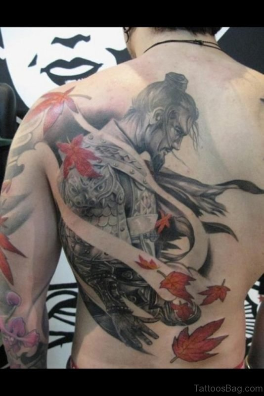 Ronin Warrior Tattoo