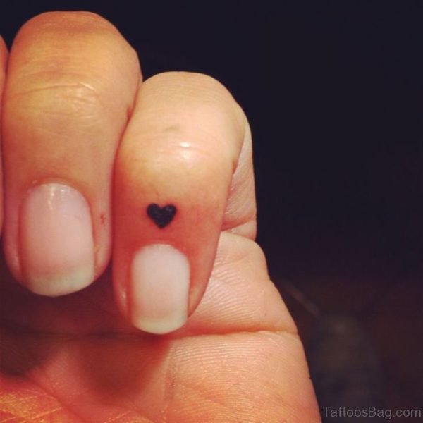 Small Heart Tattoo