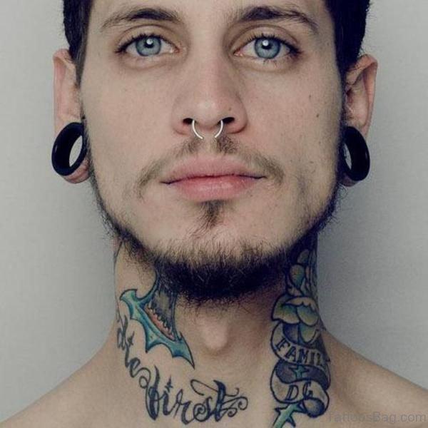 Stunning Designer Tattoo For Men