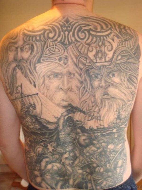 Stunning Viking Tattoo