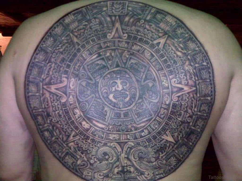 53 fancy aztec tattoos. Black Bedroom Furniture Sets. Home Design Ideas
