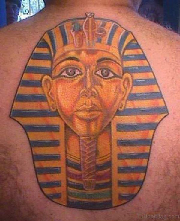 Stylish Egyptian Tattoo