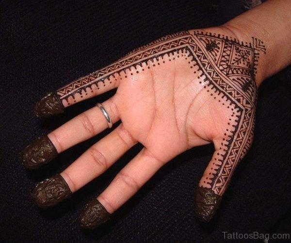 Super Cool Henna Tattoo