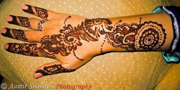 Superb Henna Tattoo