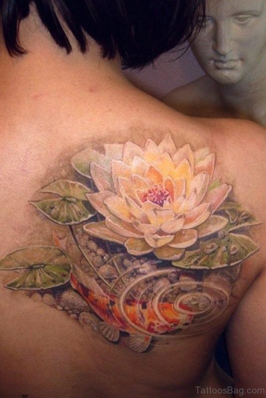 Sweet Lotus Tattoo  Design