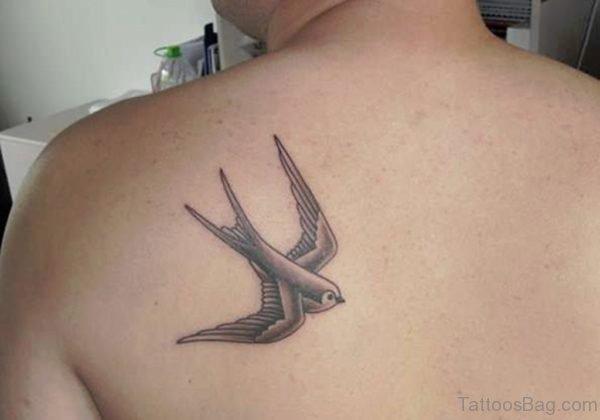 Sweet Swallow Tattoo