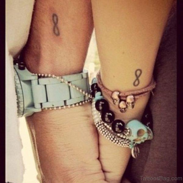 Symbols Tattoo On Wrist