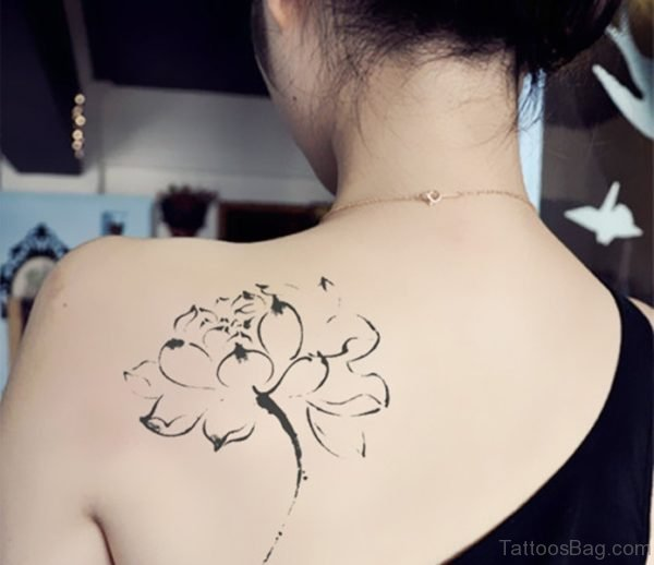 Temporary Shoulder Tattoo For Women