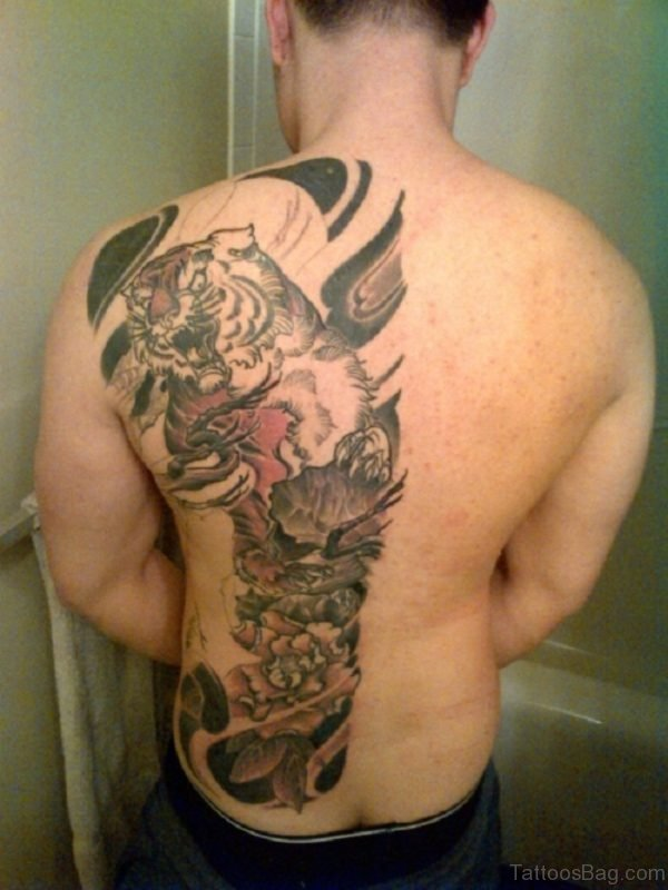 Tiger Tattoo